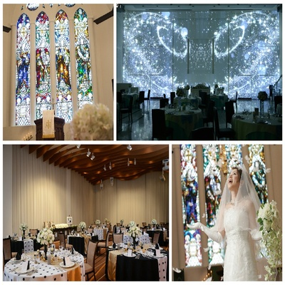99dbfd2d68b45 土・日・祝と違いご婚礼がないお日にちが多いので一階と二階それそれの会場をゆっくり見れる!